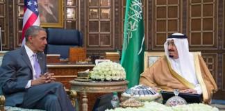 obama saudia